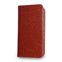 Polytron Leather Case Universal - Brown