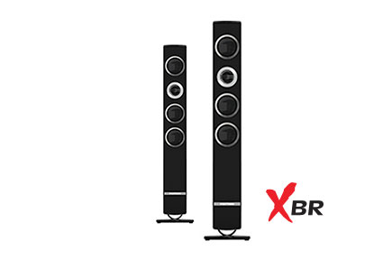 Fitur Polytron LED TV Cinemax Wave 40 XBR Tower Speaker