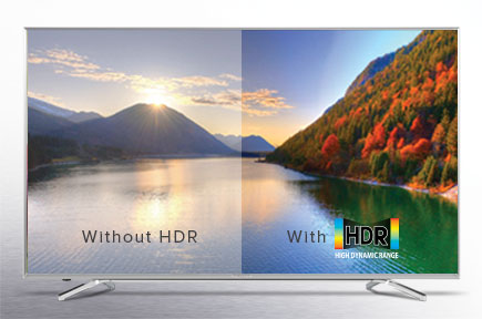 Fitur Polytron 4K Smart Ultra HD 55 High Dynamic Range