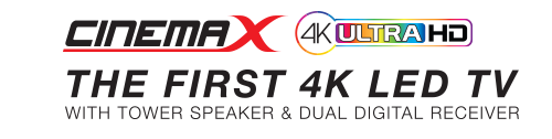 Cinemax 4K Ultra HD